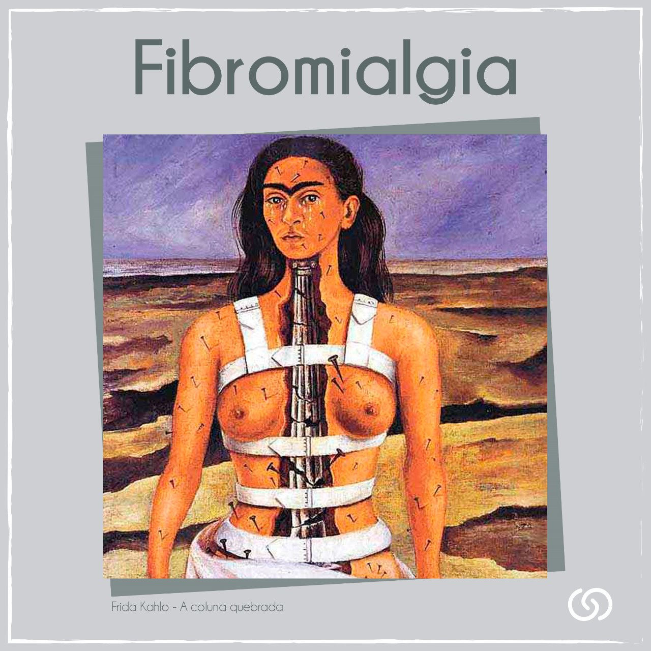 Fibromialgia, uma síndrome dolorosa silenciosa