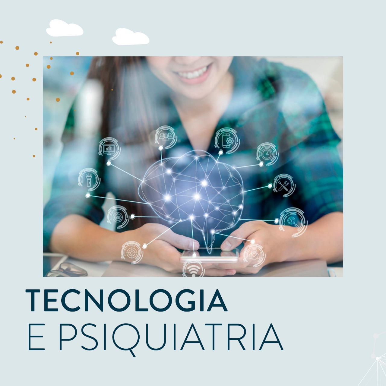 Tecnologia e psiquiatria: o médico será substituível?